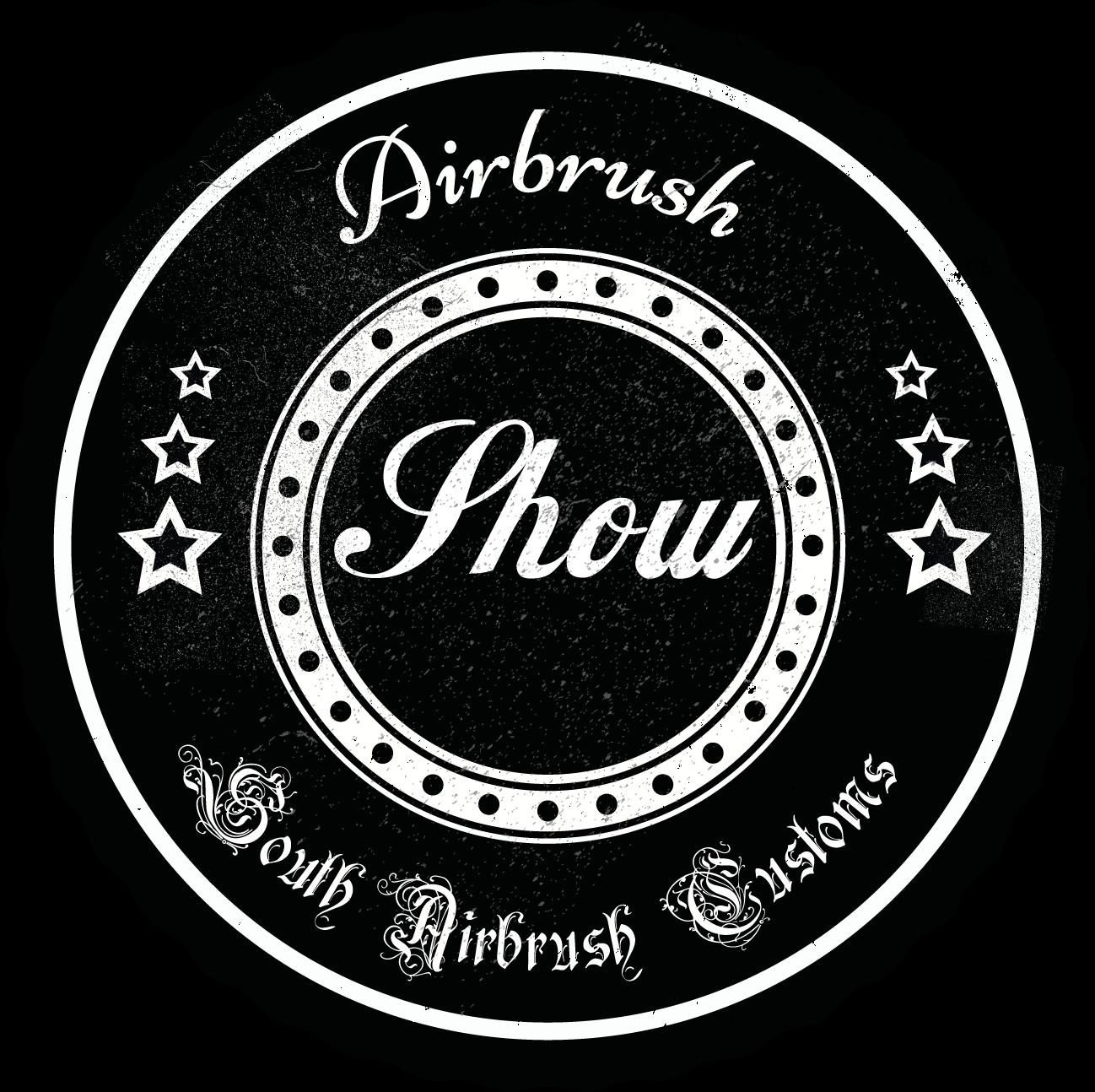 airbrush show coin