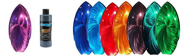 createx candy 2o colors